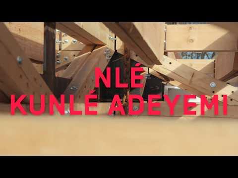Triënnale Brugge 2018 PRESENTS Kunlé Adeyemi