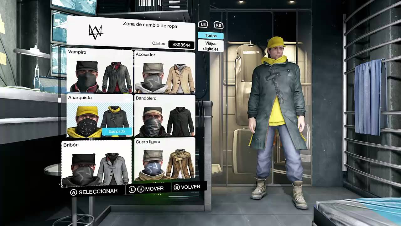 Watch Dogs , ROPA