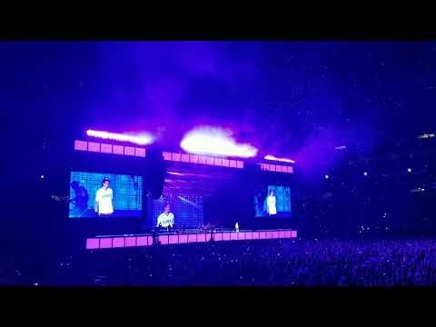 Bruno Mars Aloha Stadium Honolulu 11/10/18