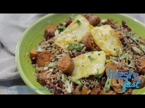 FreshFast Warm Harvest Rice