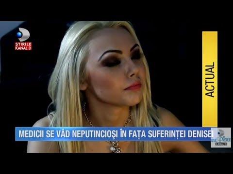 Stirile Kanal D (13.06.2017) - Medicii au externat-o pe Denisa Manelista!