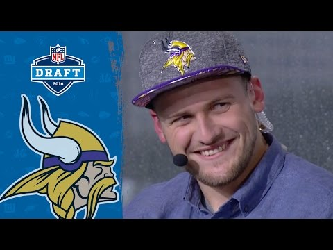 "Moritz Boehringer On Being Drafted By Vikings: ""It"