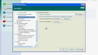 Защита от вирусов и вредоносных программ. ESET NOD32 (6/10)