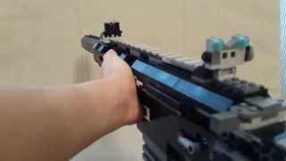Lego Honey Badger - Call of Duty : Ghosts