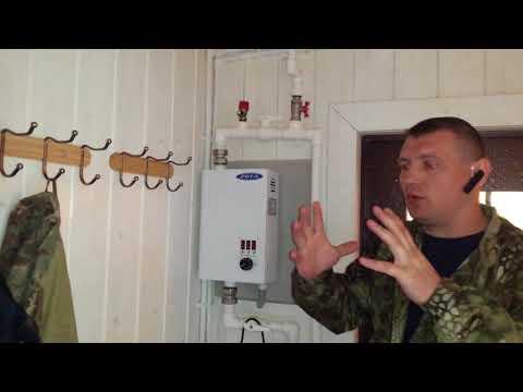 Ошибки обвязки котла. zota 4.5
