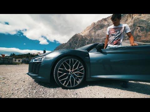 Samuel Costa - Audi R8 - I do not desist