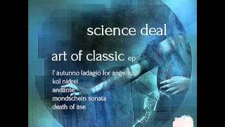 CCR070, Science Deal - Art Of Classic EP