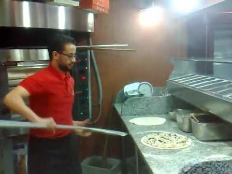 La Meilleur Pizza Du Monde Casablanca Maroc Youtube