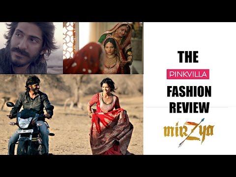 The Pinkvilla fashion review: Mirzya
