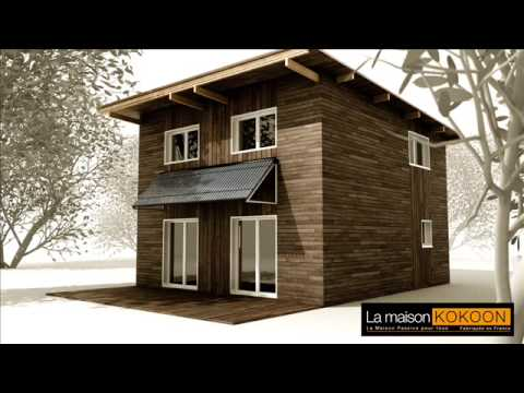 Kokoon construction constructeur de maison basse for Constructeur maison passive