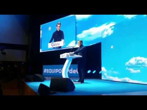 El PP presenta a sus candidatos gallegos para las municipales