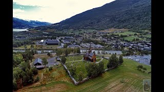 Lom, Norway - 17th August 2018
