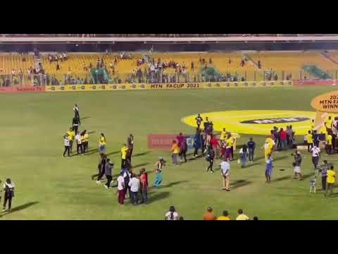 Black Sherif performs First & Second Sermon at the Accra Sport Stadium 🔥