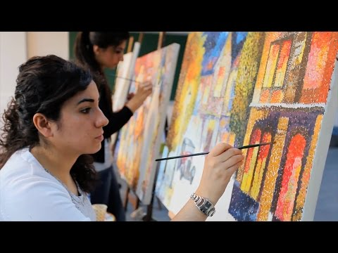 Introducing OSU's ONLINE Master's in Art Education [2-minute feature]