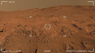 Mars Rover Live Stream - SOL 1701