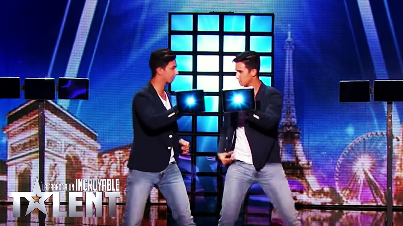 french twins france 39 s got talent 2016 week 2 youtube. Black Bedroom Furniture Sets. Home Design Ideas
