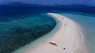 Philippines From Above - El Nido to Coron (Part 4 of 4) 4K