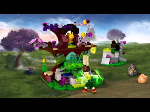 Farran and the Crystal Hollow - LEGO Elves - 41076 - Product Animation