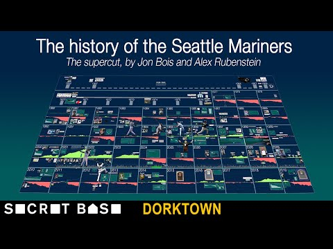 The History of the Seattle Mariners: Supercut Edition