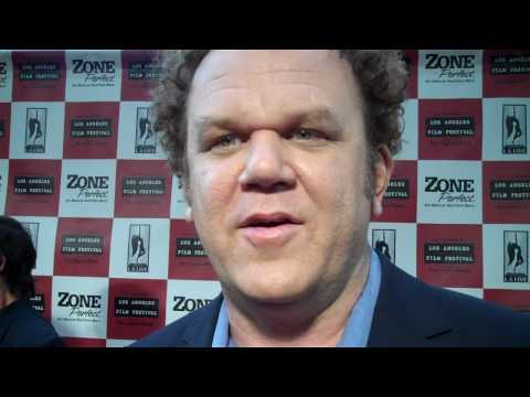 """John C. Reilly at the """"Cyrus"""" premiere"""
