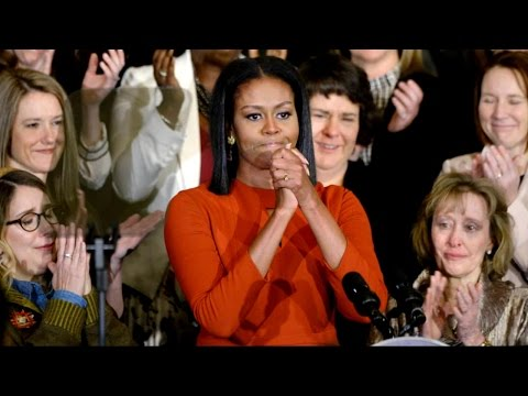 Thumbnail: Michelle Obama Makes Final Emotional Speech as First Lady