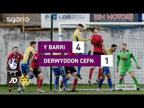 Barry Druids Goals And Highlights