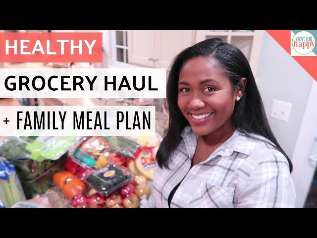 Costco Grocery Haul + Meal Plan + GIVEAWAY - Toddler  Food Ideas for Picky Eaters