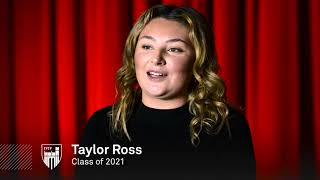 Helix Media Marketing | Emmanuel College Student Financial Services | Taylor Ross