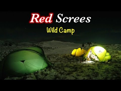 Red Screes Wild Camp