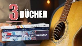 3 Bücher die (nicht nur) Gitarristen kennen sollten I VERLOSUNG