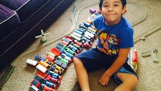 Trackmaster Train Collection Including Eddie