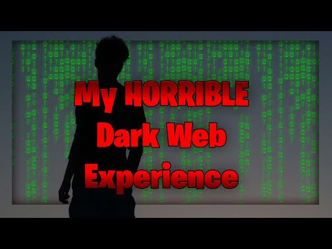 My HORRIBLE Dark Web Experience... (Full Story) from YouTube · Duration:  1 minutes 52 seconds