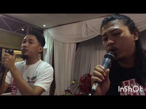 Karaoke With Live Band At Seremban By Radin(Nota C) And Tuan Amir Danau.