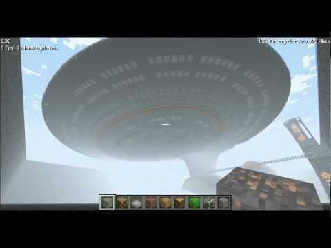 Minecraft - Enterprise-D Episode 1.1