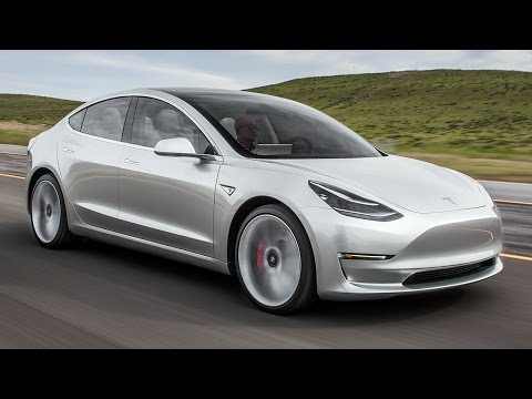 Thumbnail: EXCLUSIVE: Tesla Model S, 3 and X at Gigafactory 1! – Motor Trend Presents