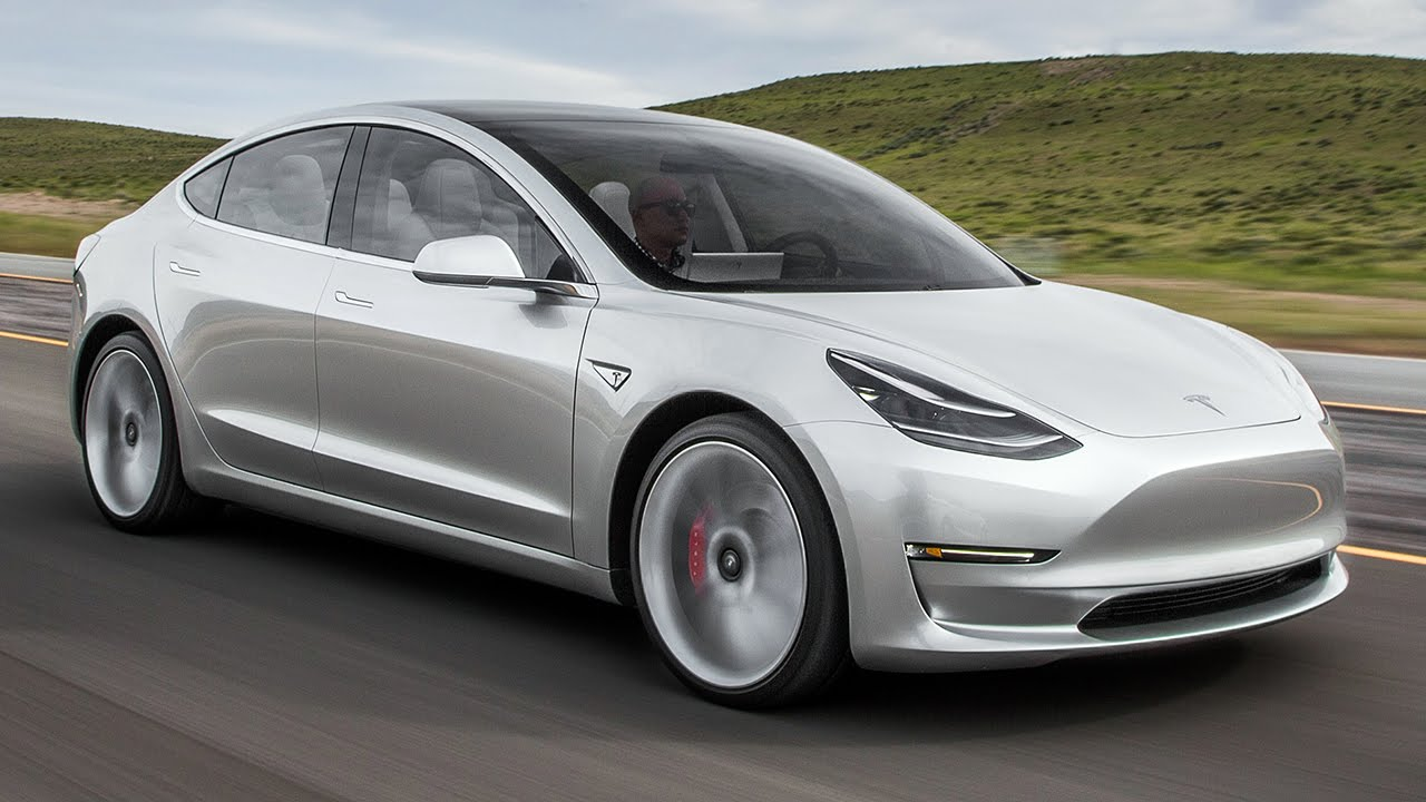 Exclusive Tesla Model S 3 And X At Gigafactory 1 Motor Trend Presents You