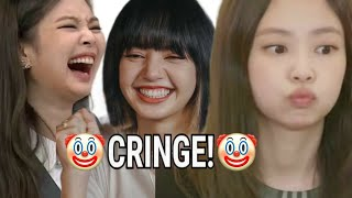 Blackpink Funny Moments // Jennies Test With Cake 😅