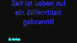 Download Ignis Fatuu Zeit LYRICS Mp3 and Videos