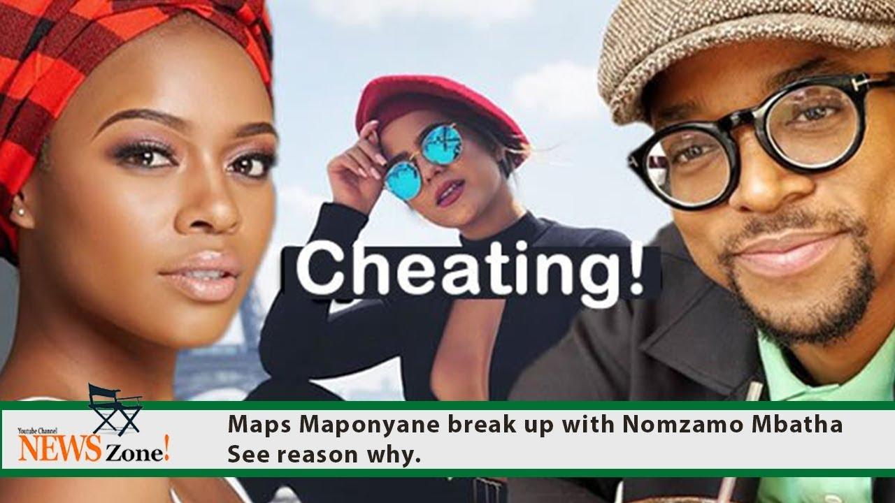 maps maponyane and nomzamo mbatha are dating