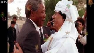 Kaddafi Libiyan Brave Leader