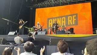 Anna RF Live (festpark İstanbul)