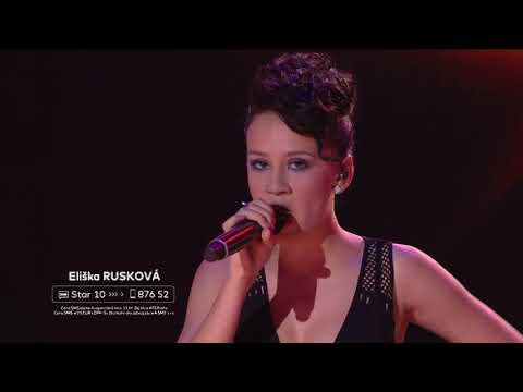 SUPERSTAR - Eliška Rusková - What About Us (Pink)