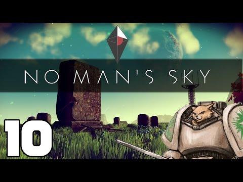 No Man's Sky Gameplay PC - Bad News Aliens - Part 10 Let's Play No Man's Sky