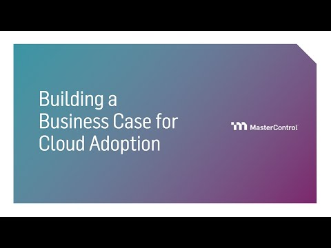 Building a Business Case for Cloud Adoption