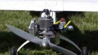 25cc Weedwacker conversion for RC plane