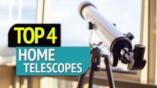 TOP 4: Home Telescopes