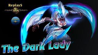 HoN - The Dark Lady - Immortal - ???????? `Carry`me` Legendary