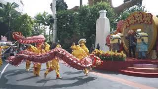 Universal Studios Singapore | Auspicious Dragon Trail