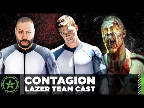Let's Play  Contagion with Alan Ritchson and Colton Dunn