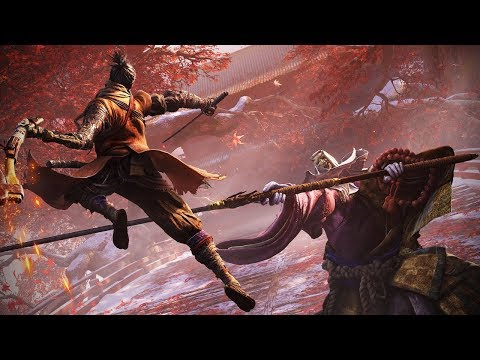 Sekiro: Shadows Die Twice - We Beat The First Boss! | First Gameplay Impressions